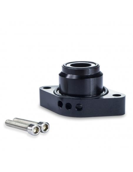 Blow Off Schubumluftventil Adapter von Auto-Dress in Schwarz