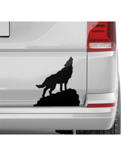 """""""Wolf"""" Aufkleber Set/Dekor..."""
