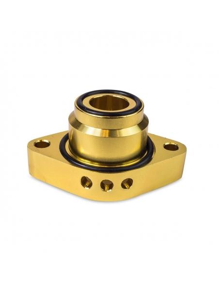 Blow Off Schubumluftventil Adapter von Auto-Dress in Gold