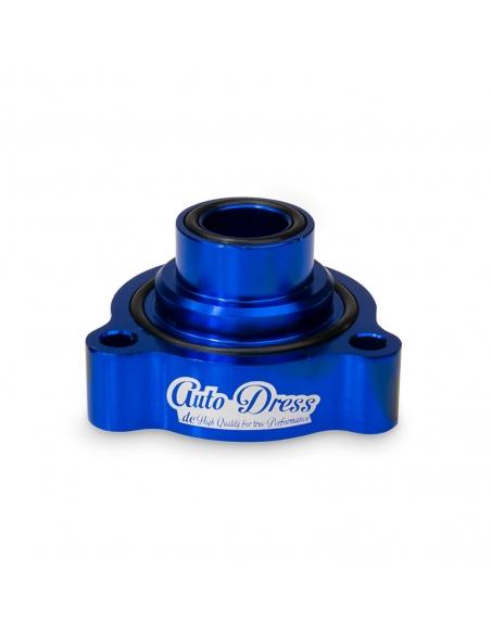 Blow Off Schubumluftventil Adapter von Auto-Dress in Blau