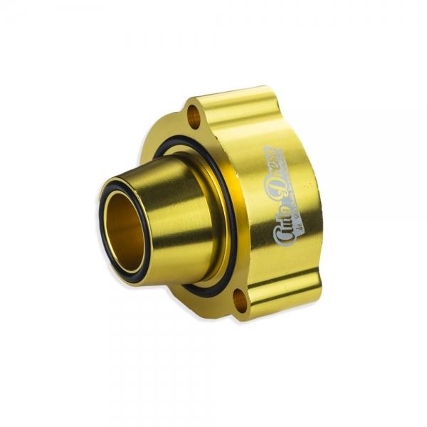 Blow Off Schubumluftventil von Auto-Dress in Gold