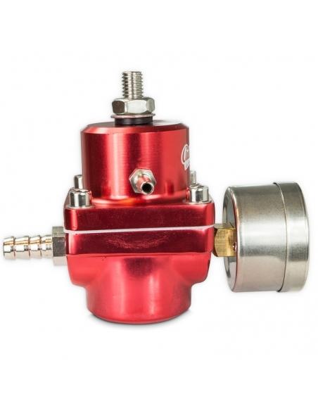 Benzindruckregler von Auto-Dress in Rot