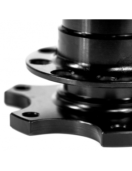 Snap Off Lenkrad Schnellverschluss von Auto-Dress in Schwarz