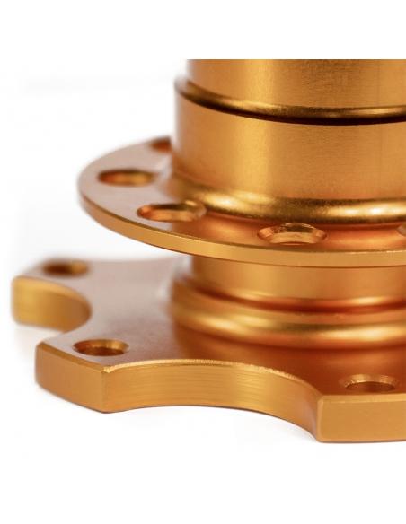 Snap Off Lenkrad Schnellverschluss von Auto-Dress in Gold