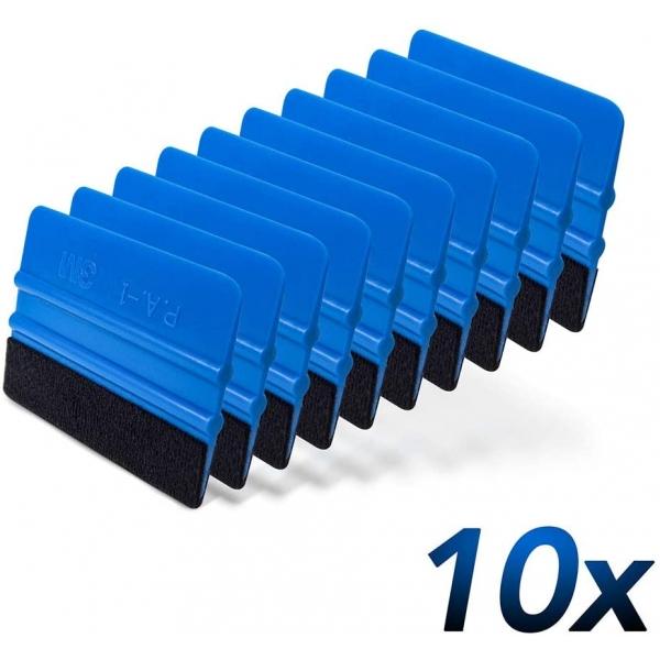 10x 3M Rakel PA-1-B Farbe Blau Weich...