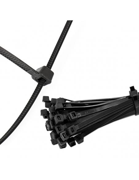 100x Kabelbinder - 4,5 x 350mm