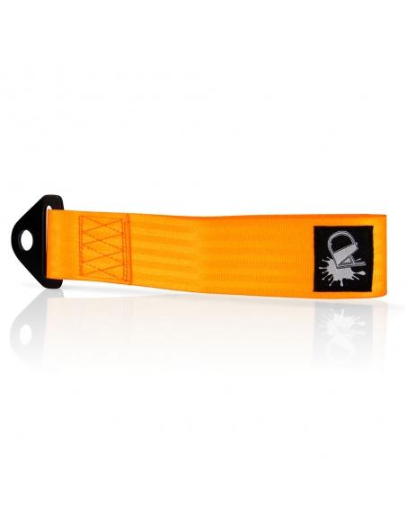 Abschleppschlaufe von Auto-Dress in Orange