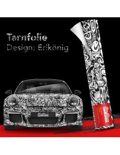 Tarn Autofolie -  Design: Erlkönig