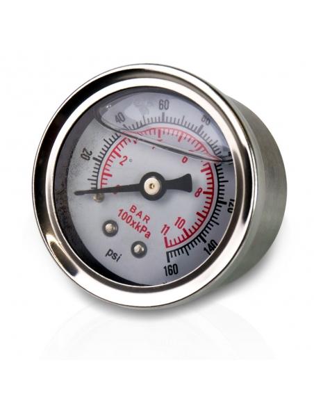 Kraftstoffdruck-Prüfer - Manometer 0-11 Bar PSI