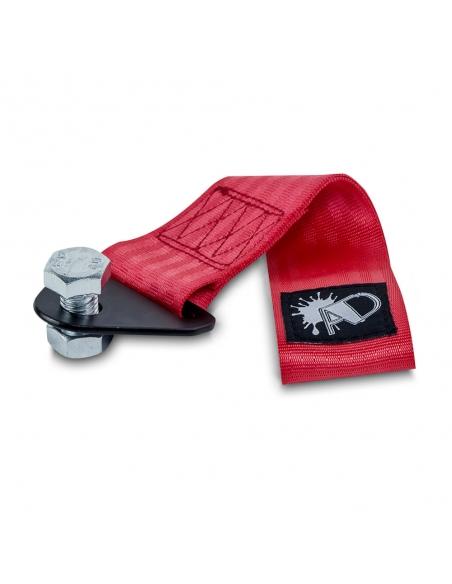 Abschleppschlaufe von Auto-Dress in Rot