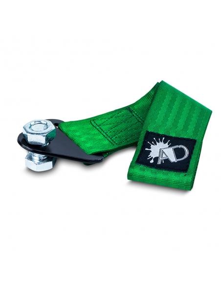Abschleppschlaufe von Auto-Dress in Grün
