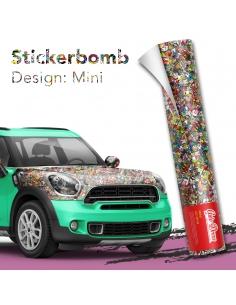 Stickerbomb Autofolie für...