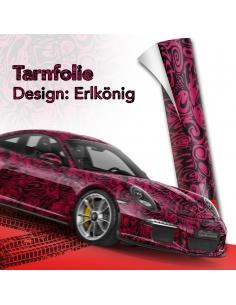 Erlkönig Pink Autofolie,...